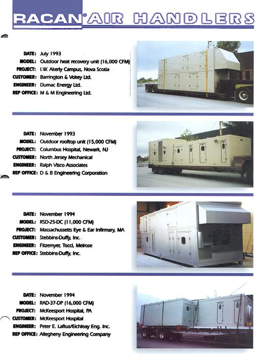 July 1993 - Barrington & Vokey Ltd.