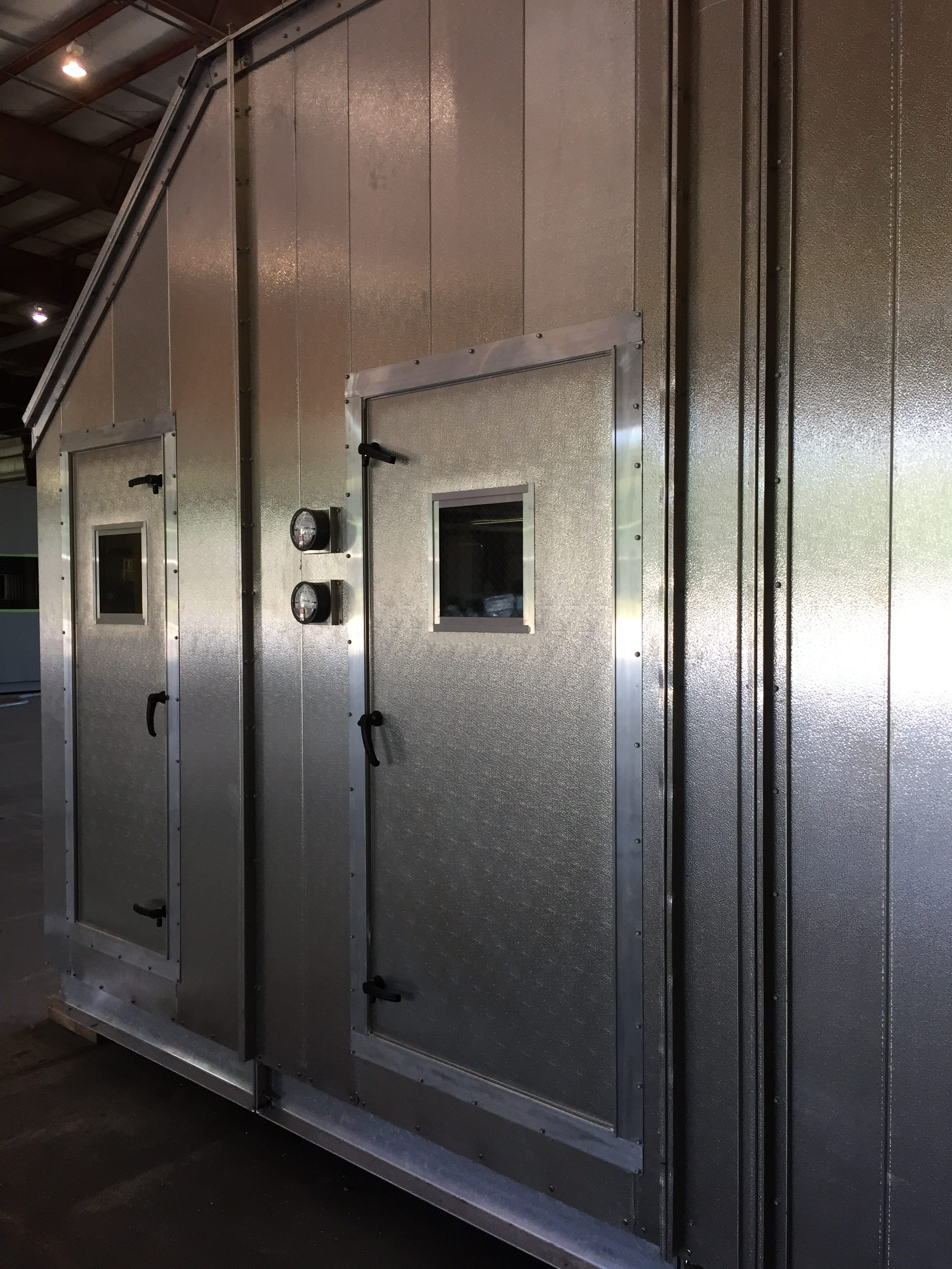 Custom & Semi-Custom Central Station Energy Recovery AHU