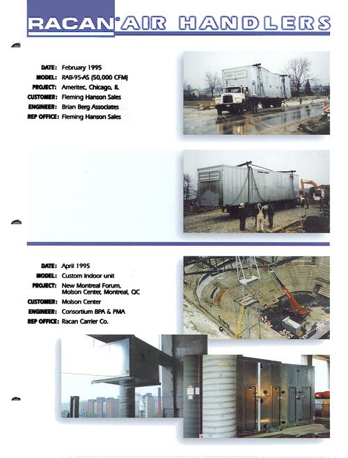 February 1995 - Fleming Hanson Sales
