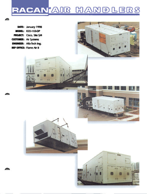 air systems - january 1998, Air-conditioning, refrigeration, heating, cooling, HVAC, optimair, air cleaner, acoustair, transport, commercial refrigeration